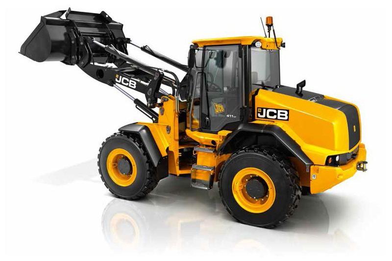 JCB - 411 Wheel Loaders