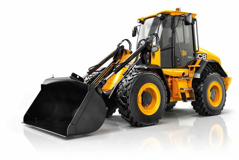 JCB - 417 Wheel Loaders