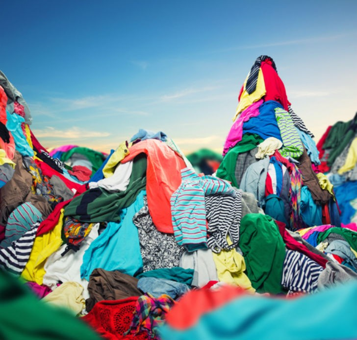 The goal for the pilot project is to collect 50 million pounds of textiles from landfill in the next 12 months.