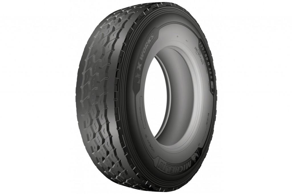 Michelin Canada - Michelin X Works Z Tires