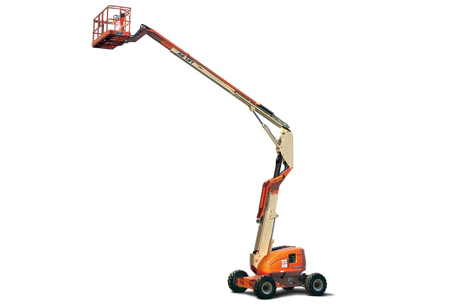 JLG Industries - 600A Articulated Boom Lifts