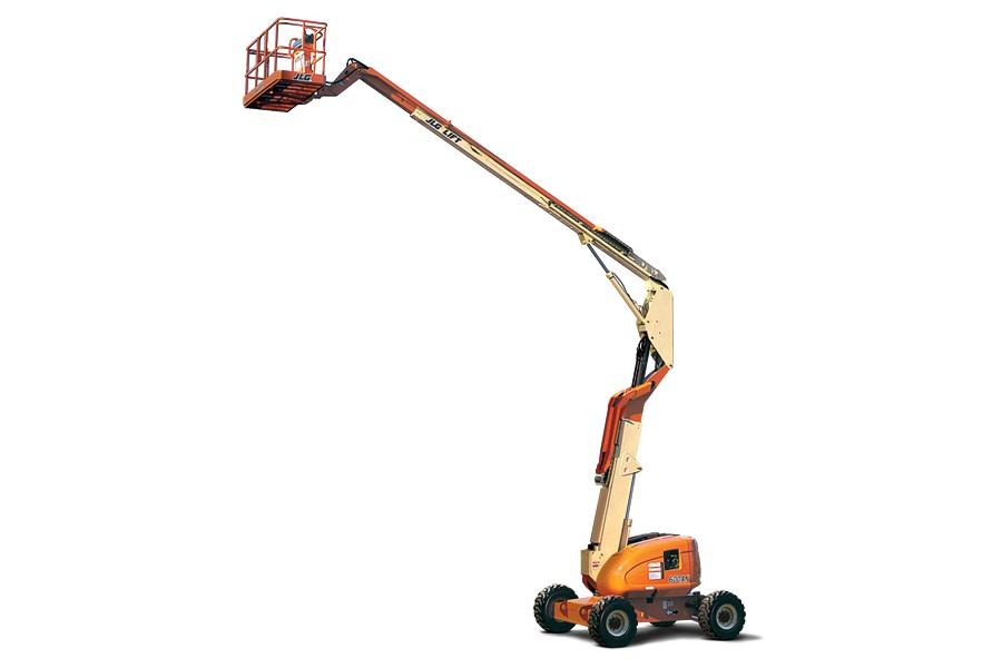 JLG Industries - 600AN Narrow Articulated Boom Lifts