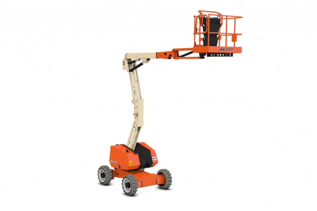 JLG Industries - H340AJ Hybrid Articulated Boom Lifts