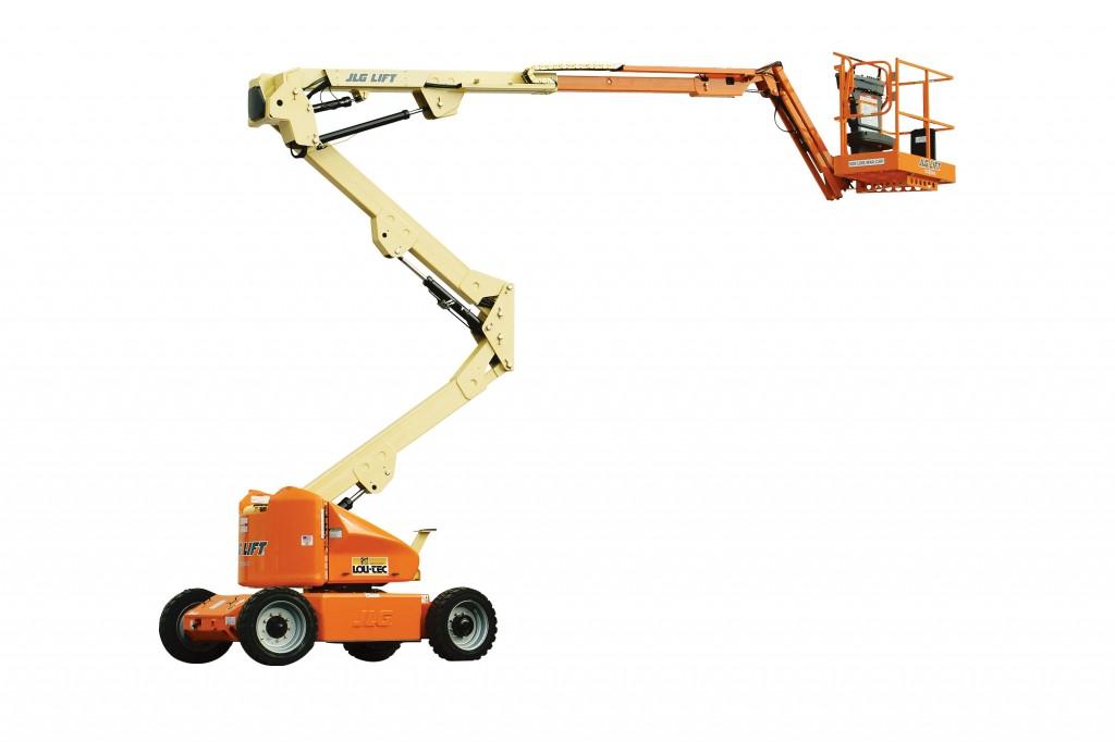 JLG Industries - E400AJPN Articulated Boom Lifts