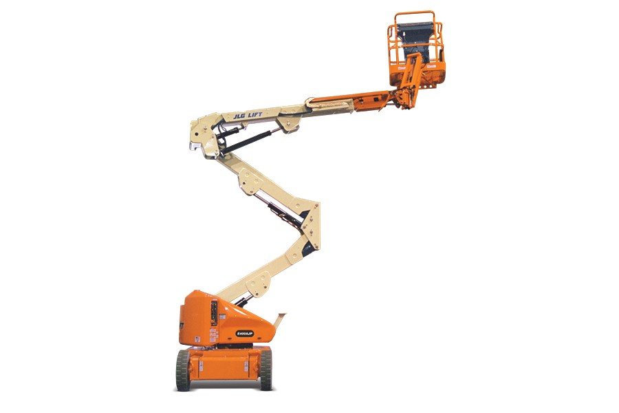 JLG Industries - E400AN Articulated Boom Lifts
