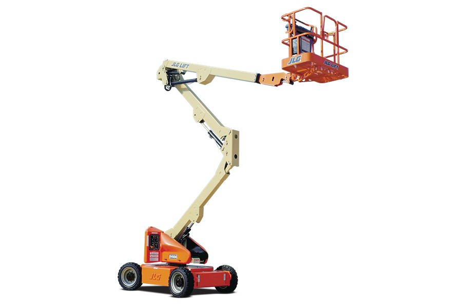 JLG Industries - E450A Articulated Boom Lifts