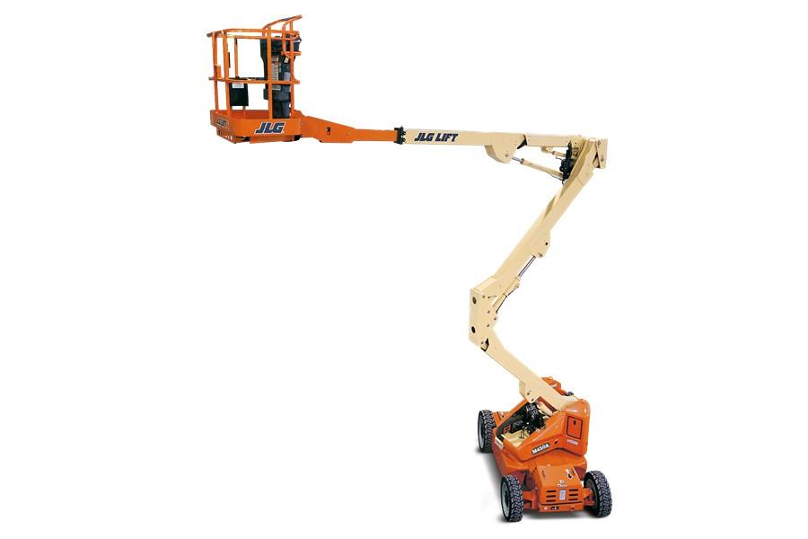 JLG Industries - M450AJ Articulated Boom Lifts