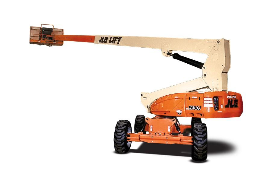 JLG Industries - E600J Telescopic Boom Lifts