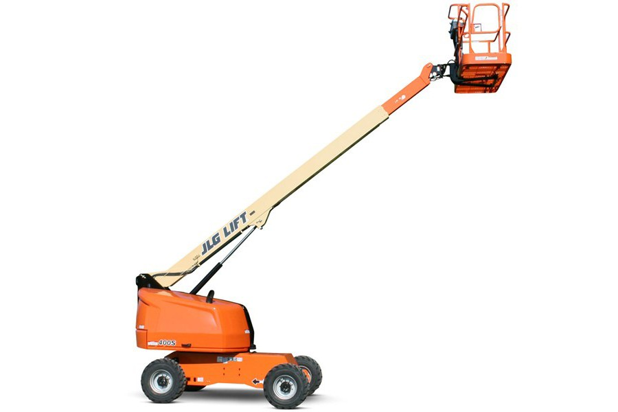 JLG Industries - 400S Telescopic Boom Lifts