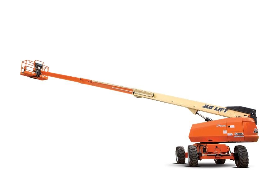 JLG Industries - 600S Telescopic Boom Lifts