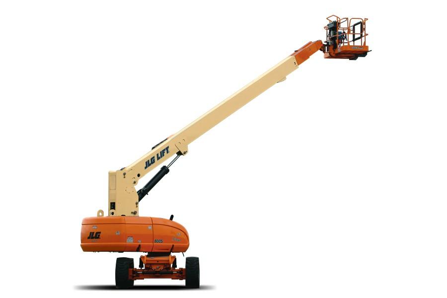 JLG Industries - 800S Telescopic Boom Lifts
