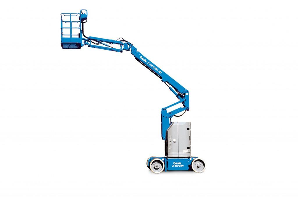 Genie - A Terex Brand - Z™-30/20 N Articulated Boom Lifts
