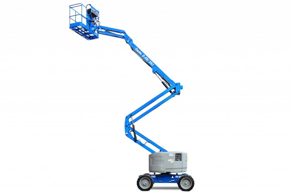 Genie - A Terex Brand - Z™-45/25 & Z™-45/25J Articulated Boom Lifts