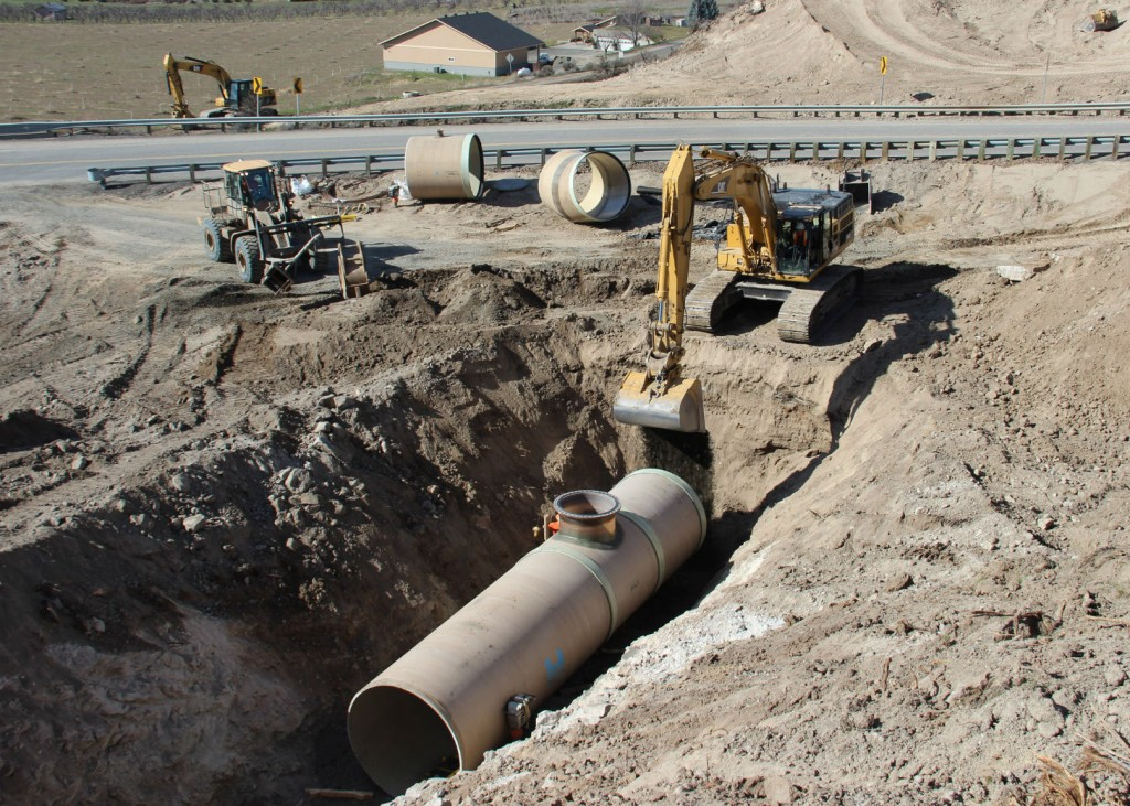 CCFRPM Pipe ideal for new construction