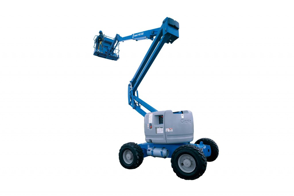 Genie - A Terex Brand - Z-45/25 RT and Z-45/25J RT Articulated Boom Lifts