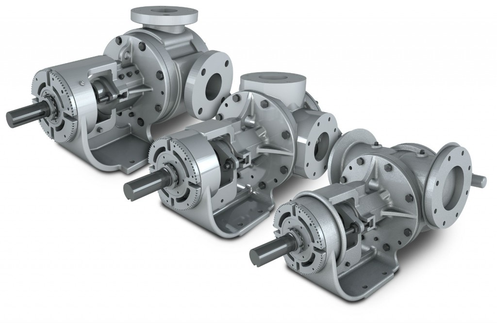 "EnviroGear Pumps releases G Series  3"", 4"" and 6"" metal sealed internal gear pumps"