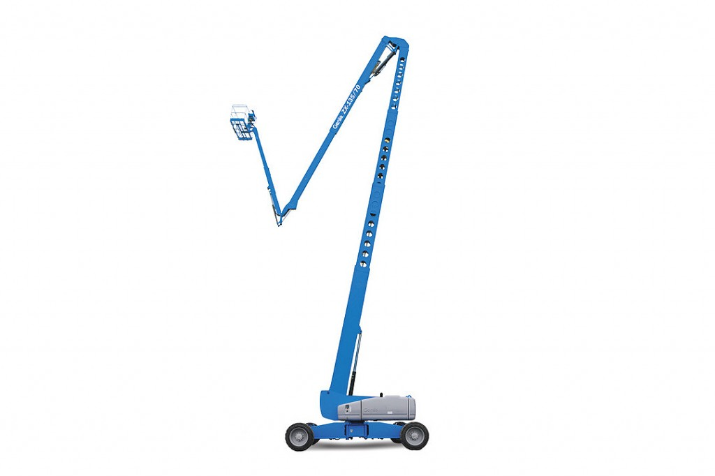 Genie - A Terex Brand - ZX™-135/70 Articulated Boom Lifts