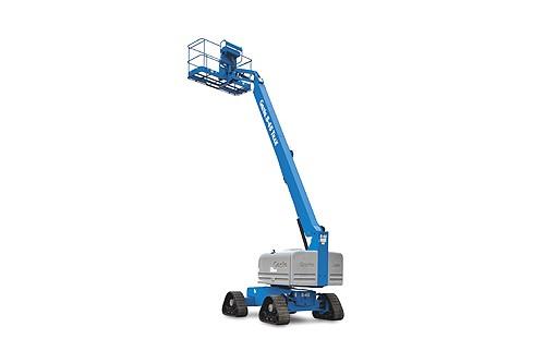 Genie - A Terex Brand - S™-40 Trax & S™-45 Trax Telescopic Boom Lifts