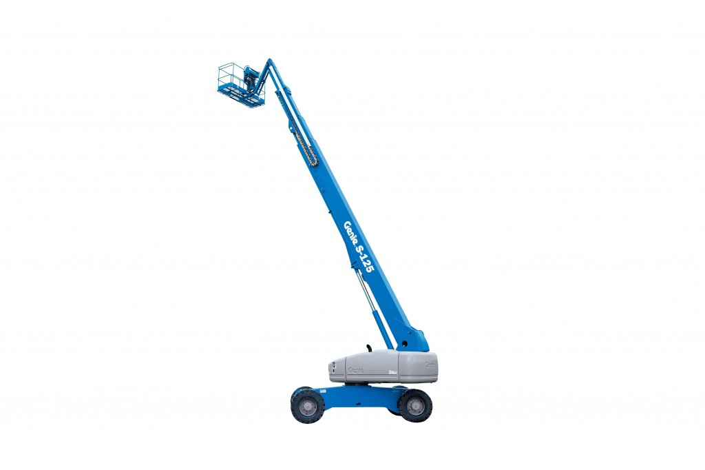 Genie - A Terex Brand - S™-125 Telescopic Boom Lifts