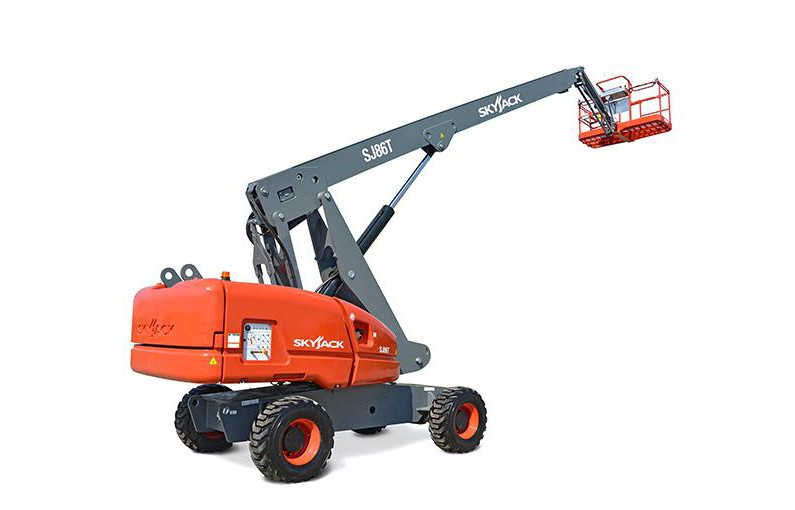 Skyjack Inc. - SJ82/86 T Telescopic Boom Lifts