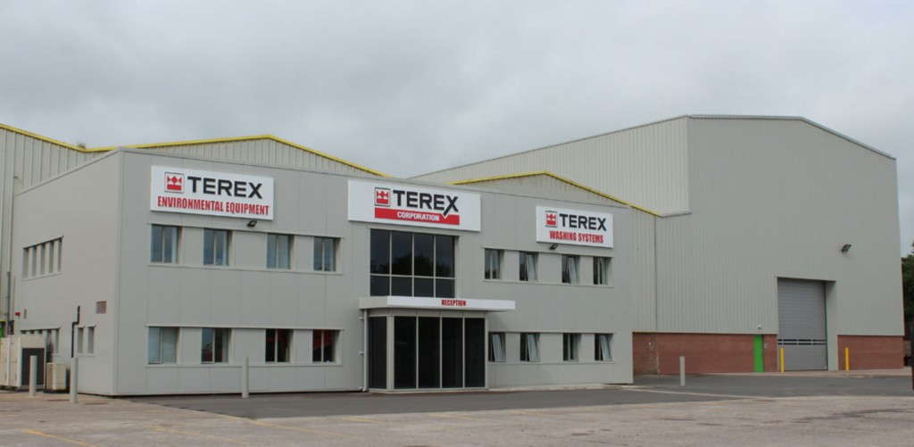 Terex Environmental Equipment upgrades to new facilities with £9