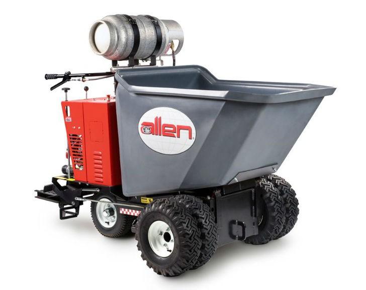 Allen AR16 Propane Buggy