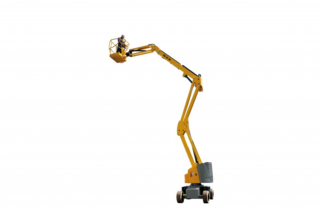 Haulotte North America - HA43 JE Articulated Boom Lifts