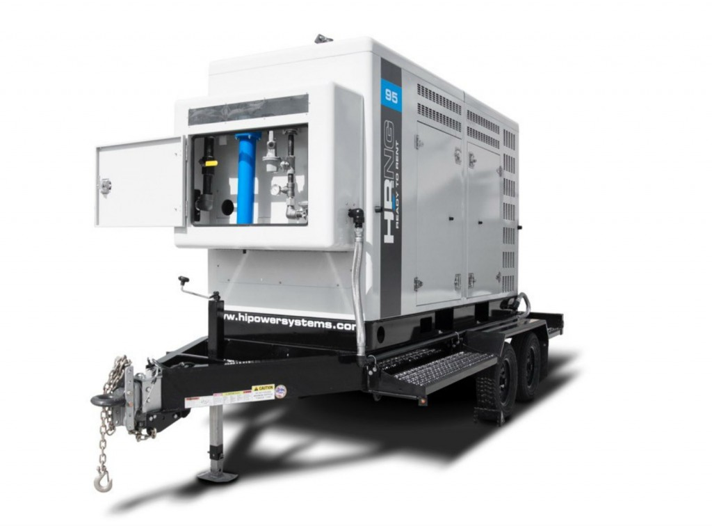 HRNG-95 T6 - Portable Natural Gas Generator are efficient, reliable and versatile source of mobile electrical power. They are designed to operate in the most extreme working conditions.