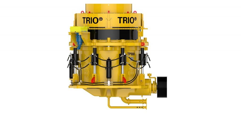 TP900 Trio TP cone crusher
