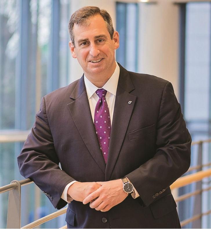 Volvo CE  President Martin Weissburg