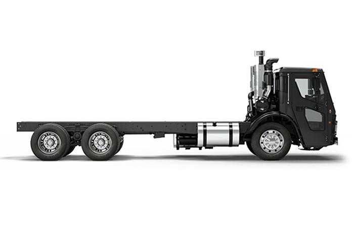 Mack Trucks - Mack LR Vocational Trucks
