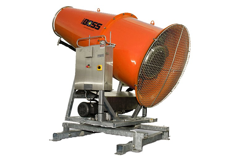 Dust Control Technology - DustBoss® 100 Dust Supression