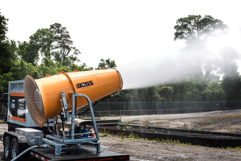 Dust Control Technology - DB-100 FUSION Dust Supression