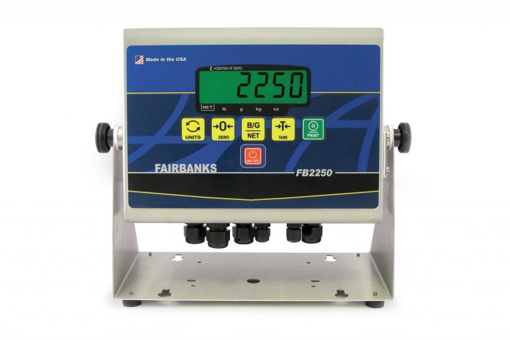 Fairbanks Scales - FB2550 Scales