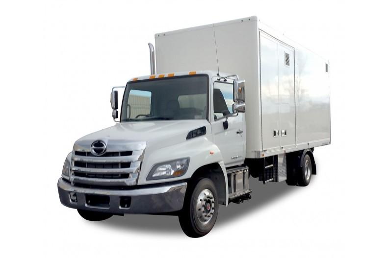 Vecoplan LLC - MST-7 Mobile Shred Trucks