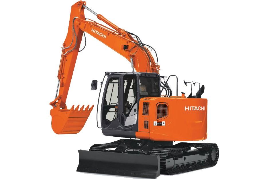 Hitachi Construction Machinery Corporation - ZX135US-6 Excavators