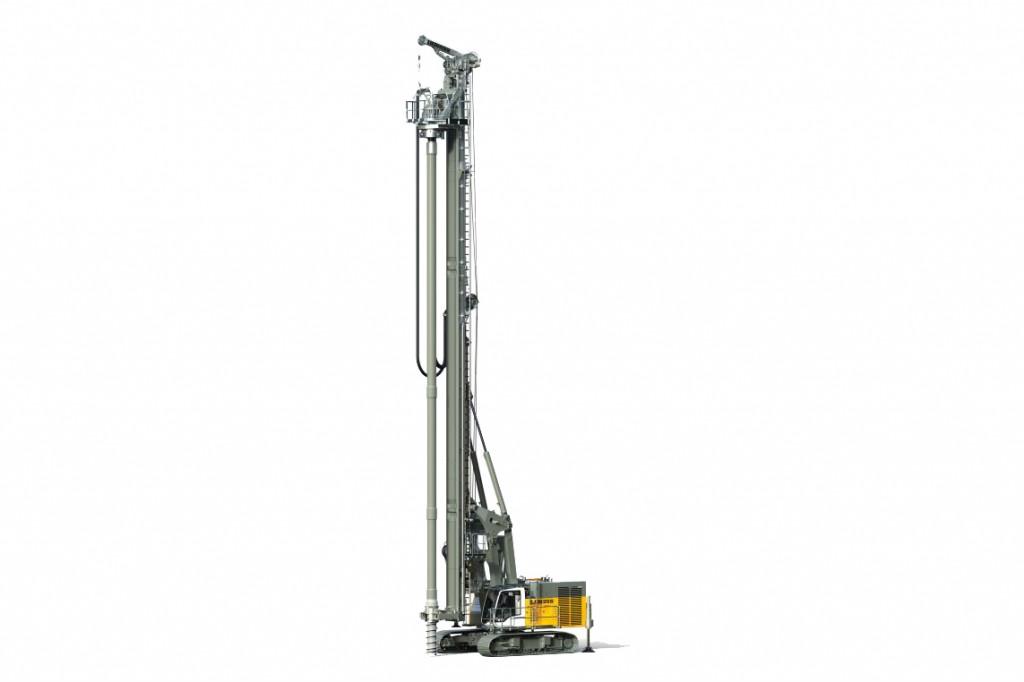 Liebherr Canada - LRB 355 Drill Rigs
