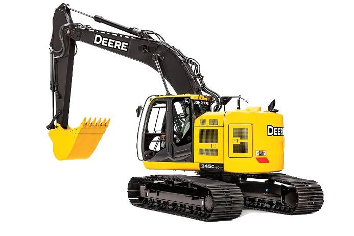 John Deere Construction & Forestry - 245G LC Excavators