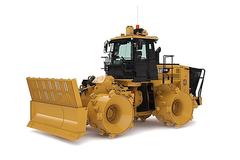Caterpillar Inc. - 816K Compactors