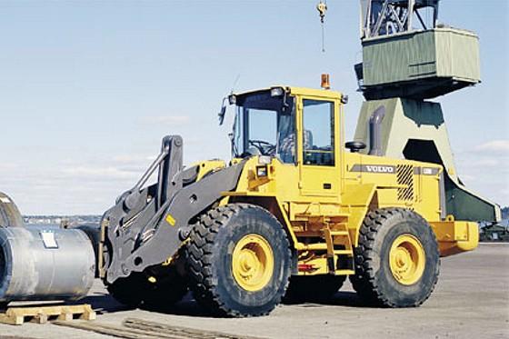 Volvo Construction Equipment - L120D Wheel Loaders