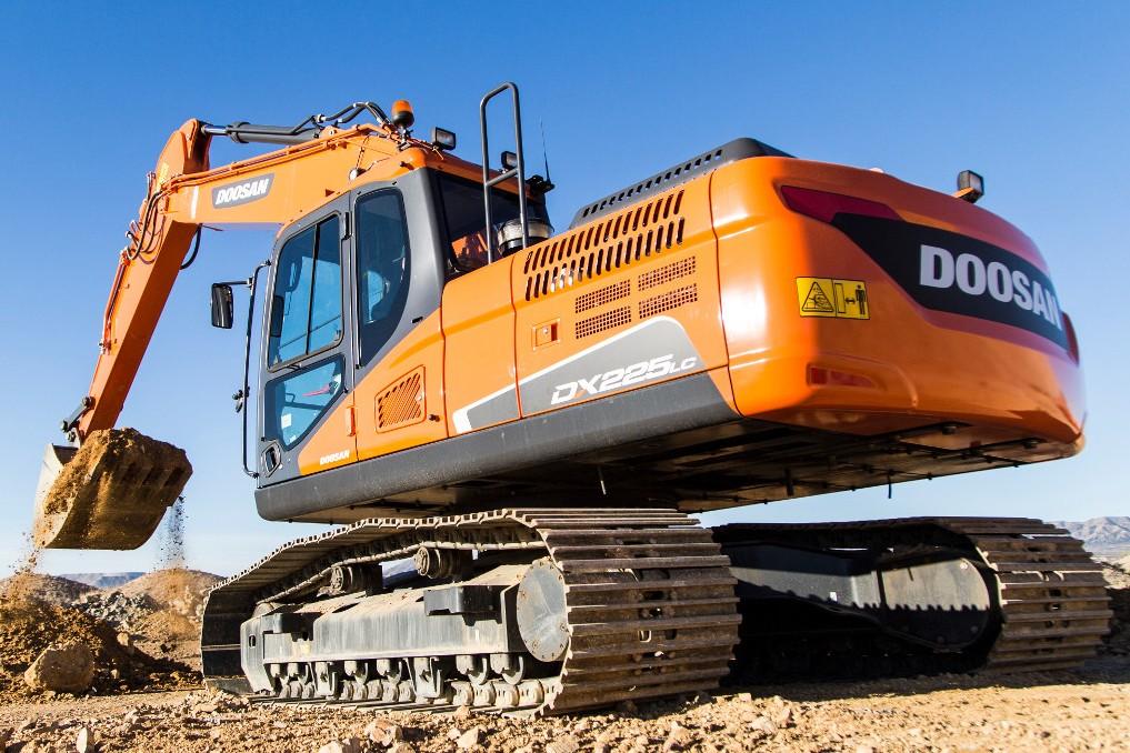 Doosan Infracore North America LLC - DX225LC-5 Excavators