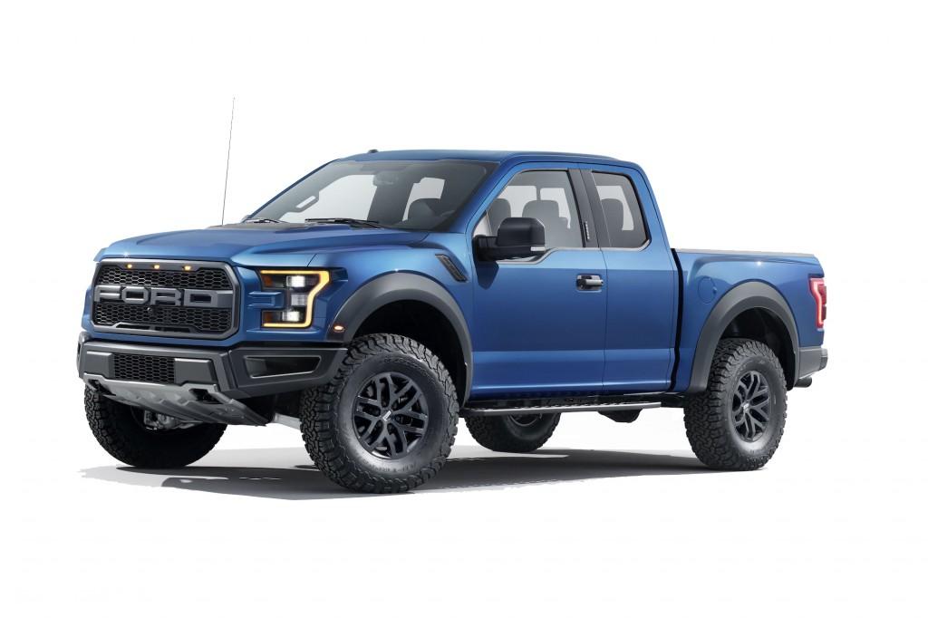 Ford Motor Company - 2017 F-150 Raptor Pickup Trucks