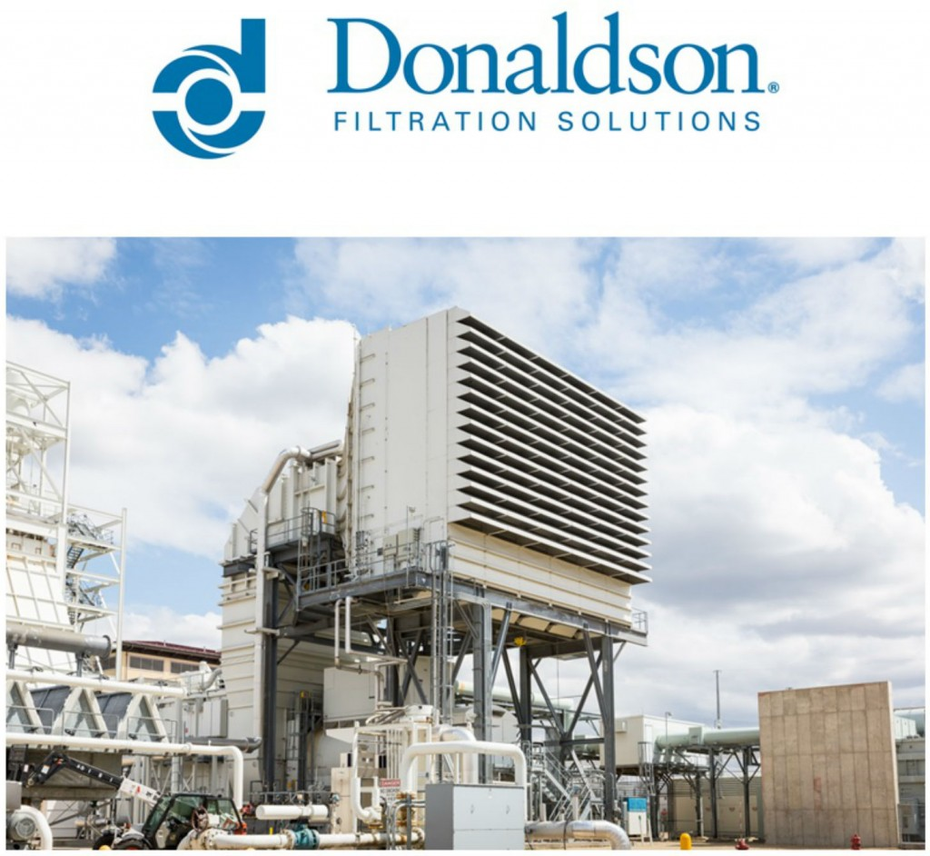 Wajax 's technicians are available to install, inspect and maintain Donaldson's gas turbine filtration systems.