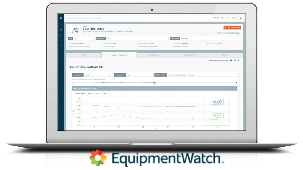 EquipmentWatch, has relaunched its Software-as-a-Service (SaaS) platform ideal for the heavy equipment industry.