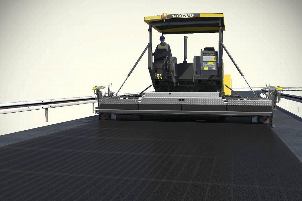 Volvo Construction Equipment - P7820C ABG Asphalt Pavers
