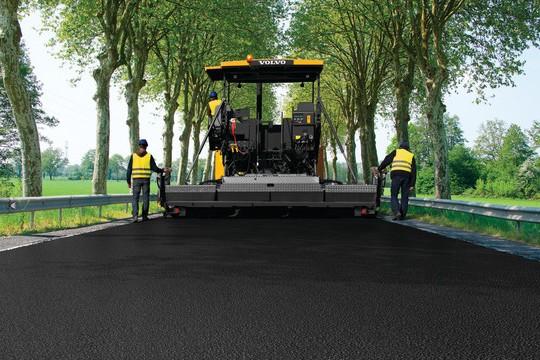 Volvo Construction Equipment - P8820C ABG Asphalt Pavers