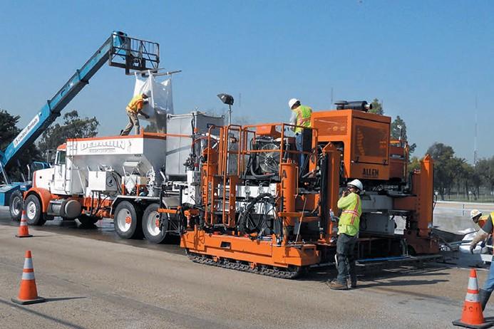 Allen Engineering Corporation - APSF-1600 Concrete Pavers