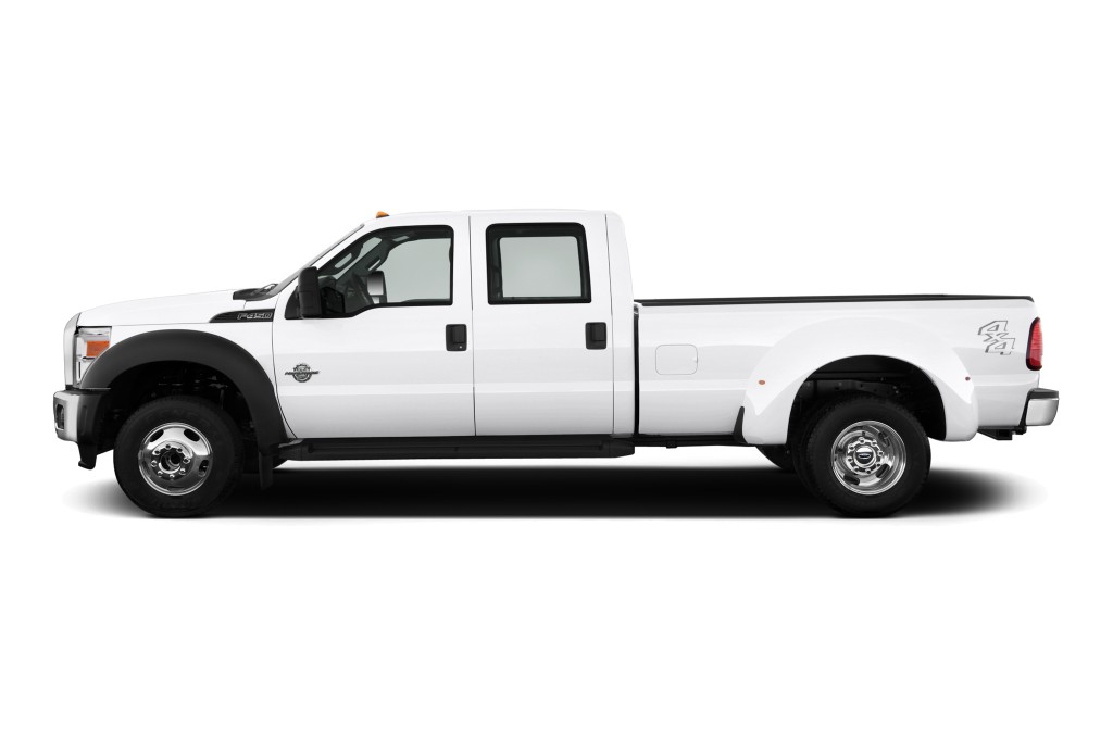 Ford Motor Company - 2016 Super Duty F-450 XL Pickup Trucks