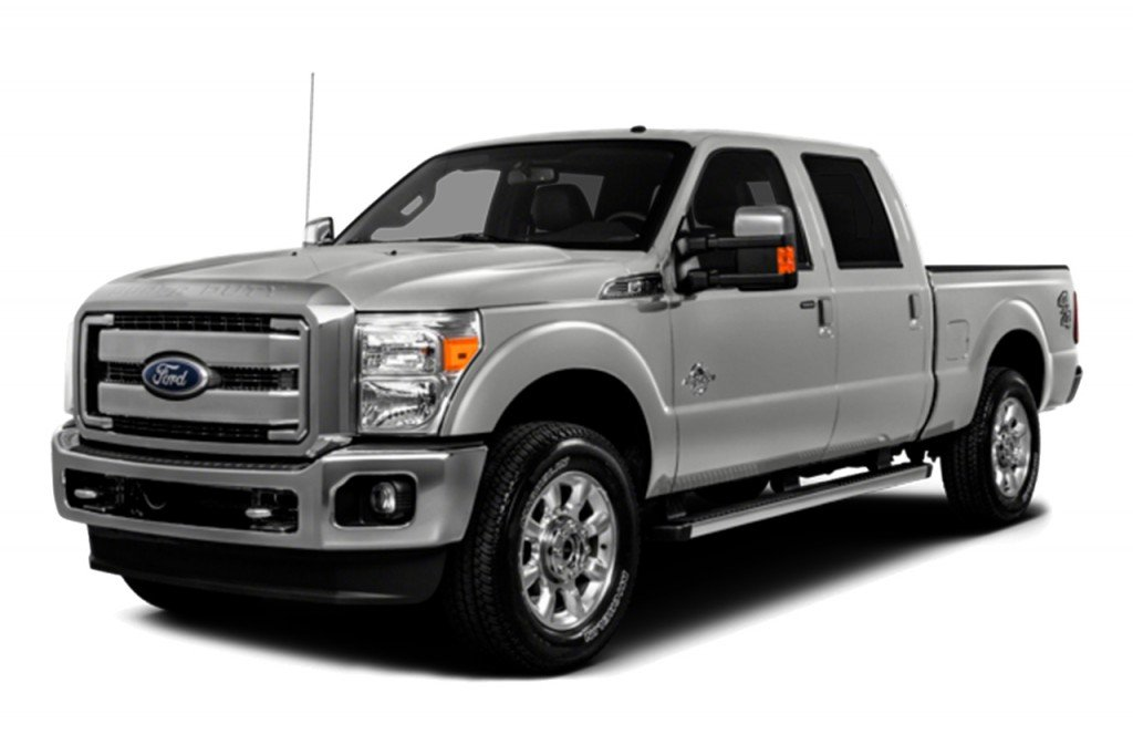 Ford Motor Company - 2016 Super Duty F-350 XL Pickup Trucks