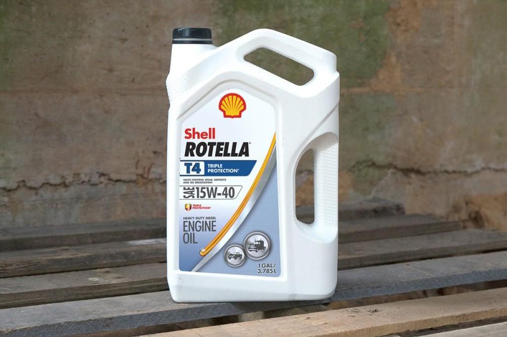 Shell ROTELLA® T4